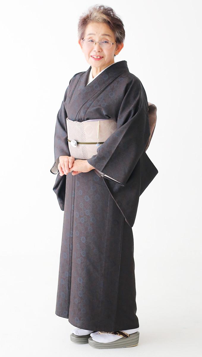 日本和装 五十嵐 弘子講師