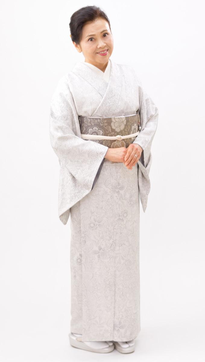 日本和装 田中 雅美講師