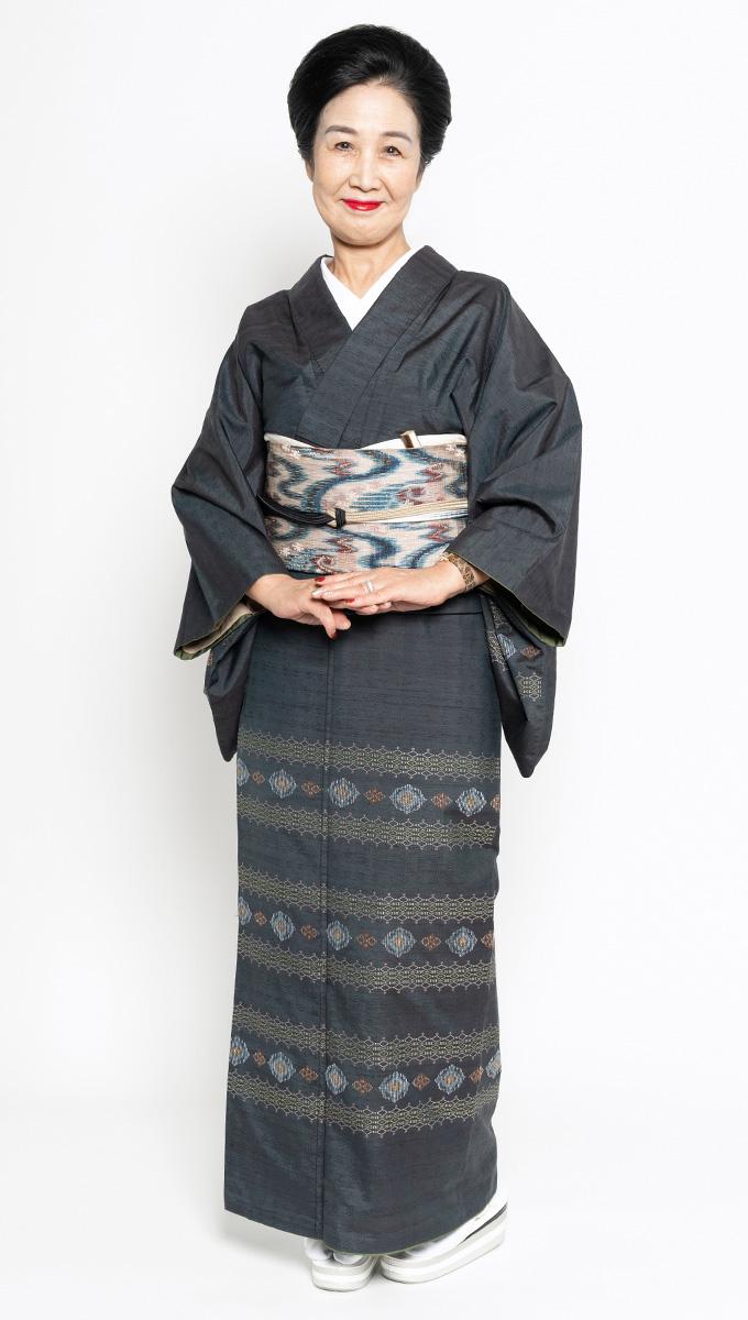 日本和装 中村 加代子講師