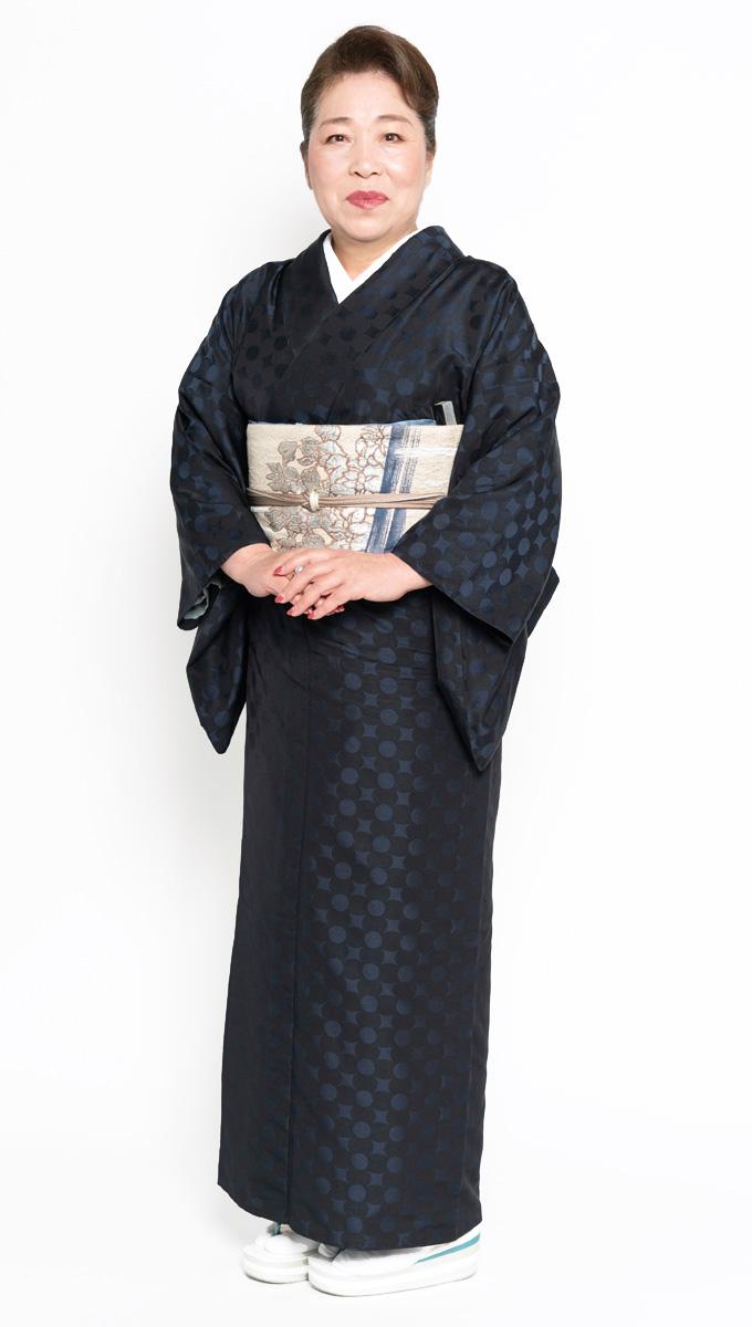日本和装 友野 弘美講師