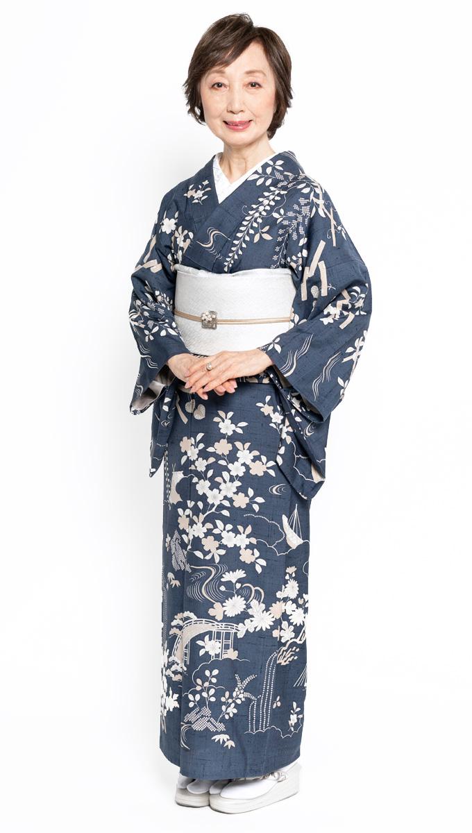 日本和装 髙橋 依見講師