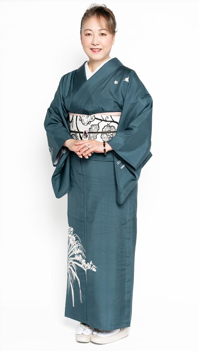 日本和装 中西 佐惠講師