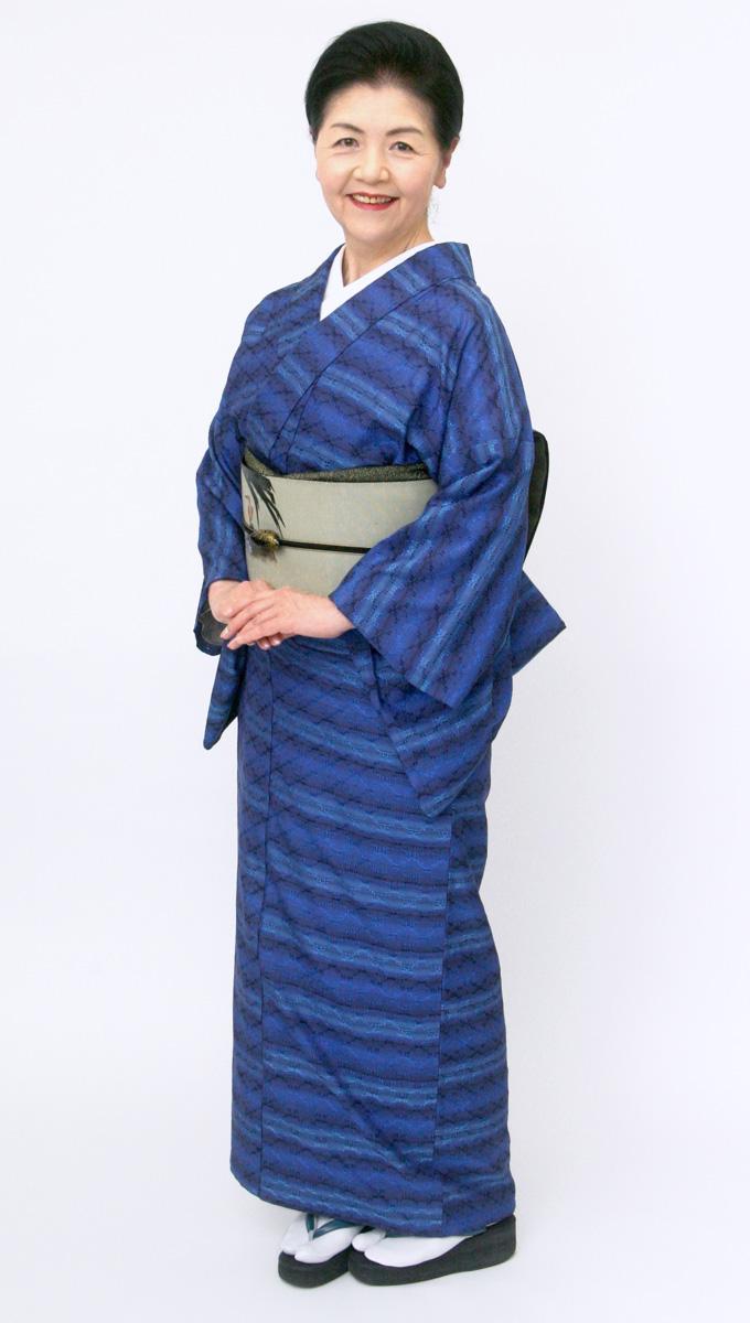 日本和装 田中 久恵講師