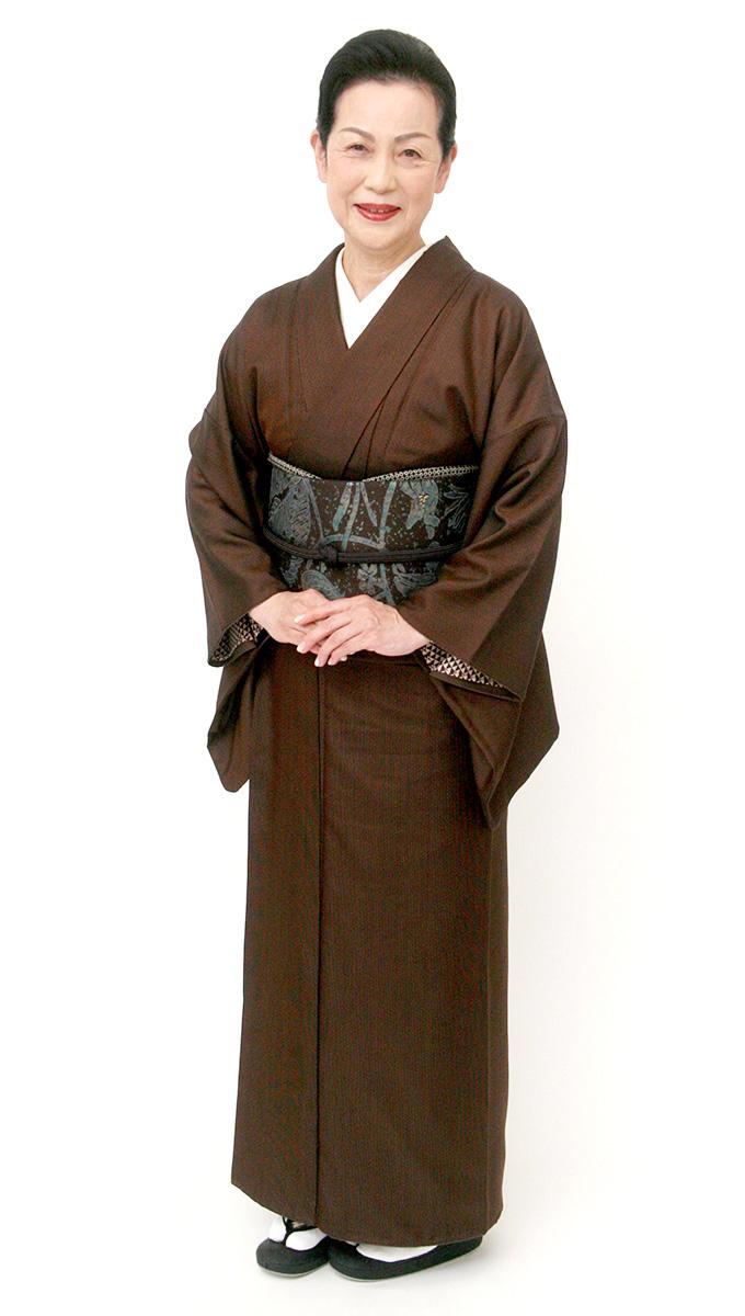 日本和装 新井 敏子講師