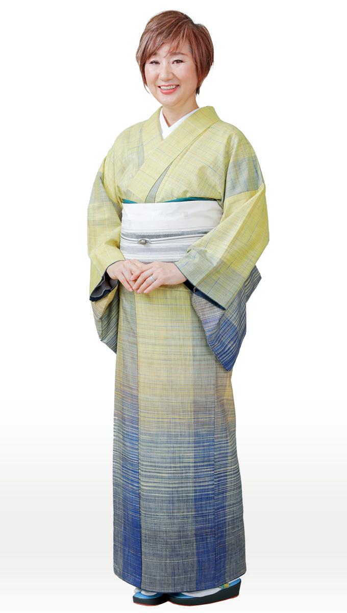 日本和装 松浦 恵美子講師