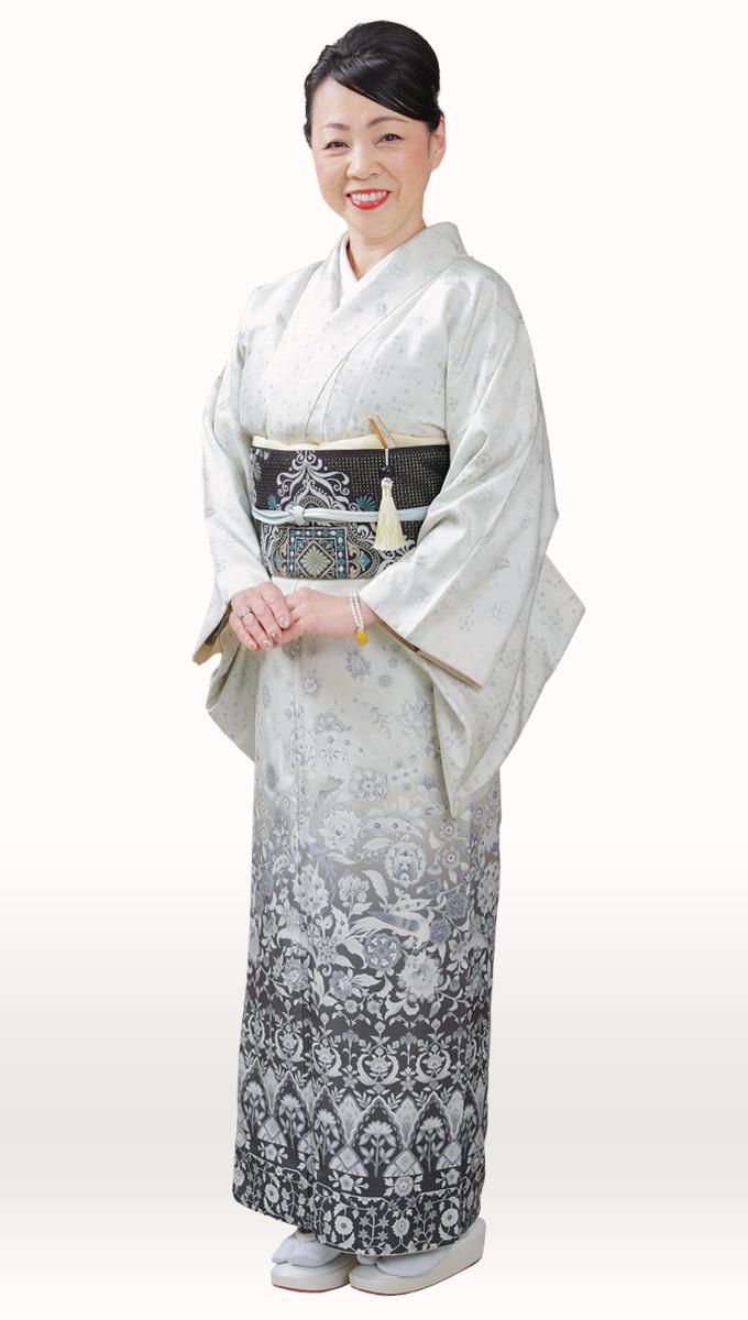 日本和装 箕浦 紀美講師