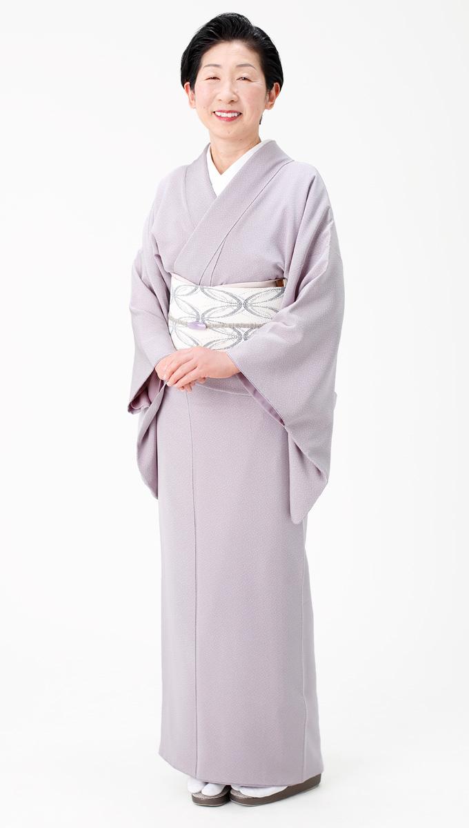 日本和装 堀内 美智子講師