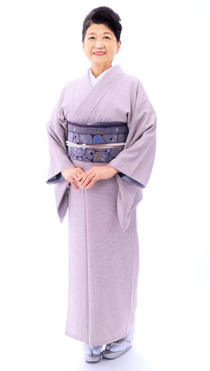 日本和装 片嶋 晶美講師