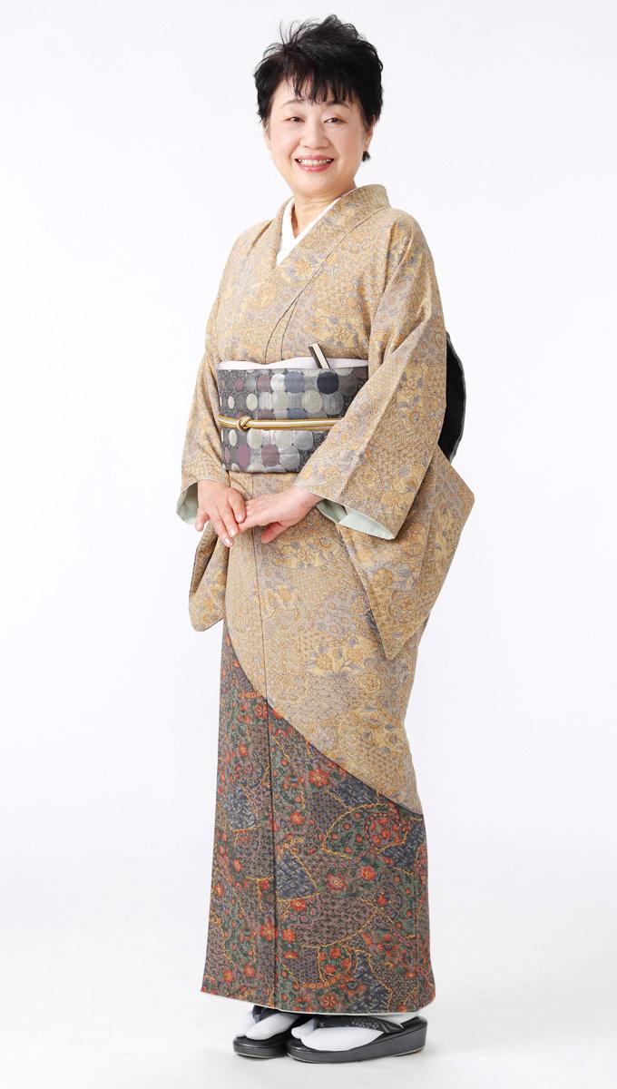 日本和装 湯尻 滋子講師