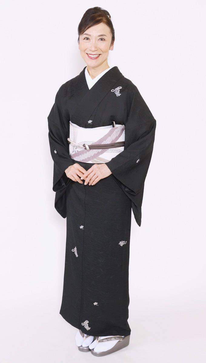 日本和装 呰上 幸子講師